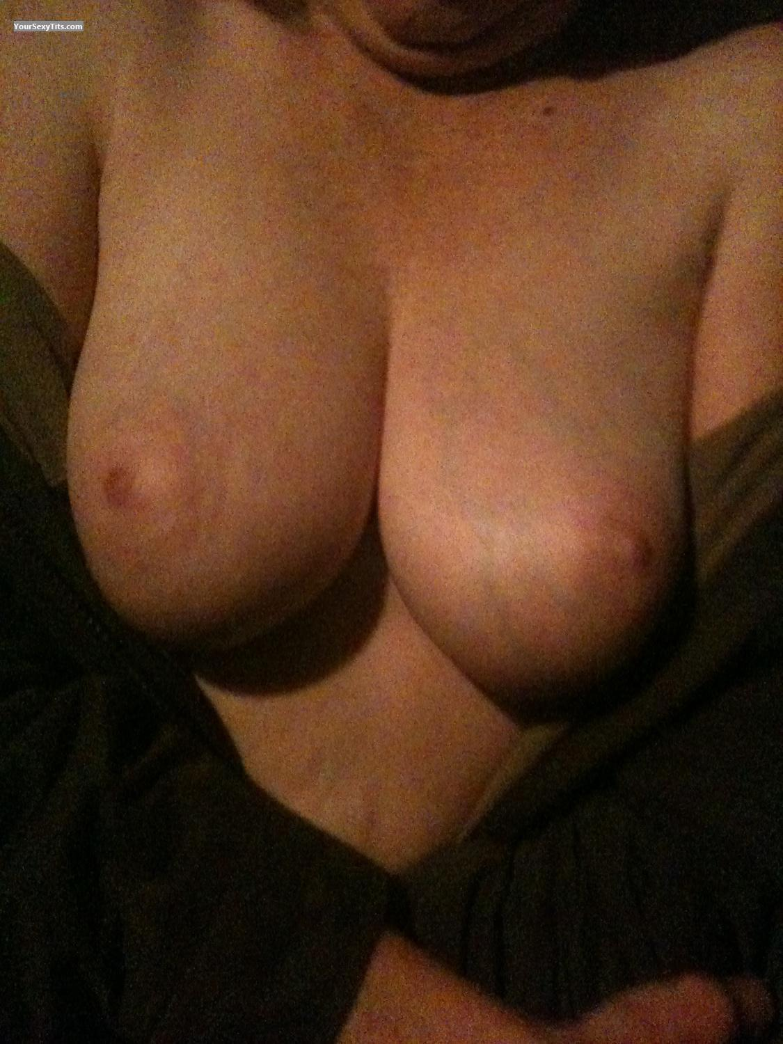 Medium Tits On